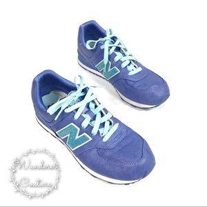 New Balance Precious Metals 574 Sneakers